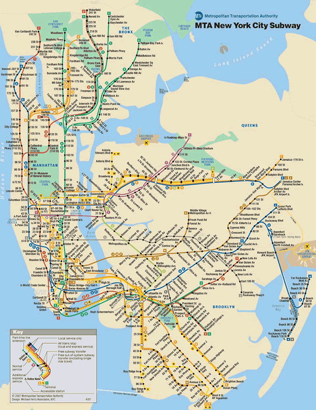 Download New York Subway Map.Nyc Subway Map