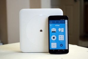 The Wink home automation
